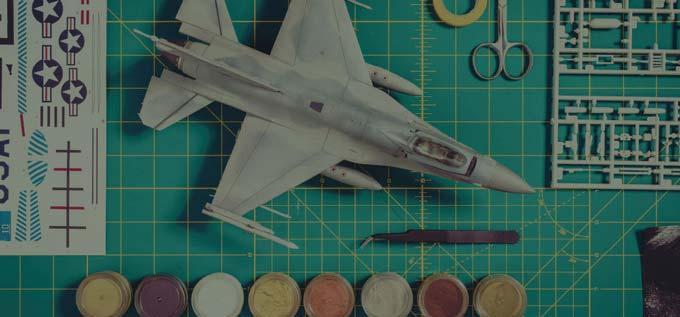 aeroplanes-scale-models